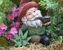 Popular Items For Rude Garden Gnomes On Etsy
