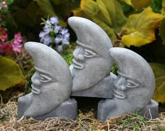 Pot Feet - Crescent Moon Garden Plant Pot Risers