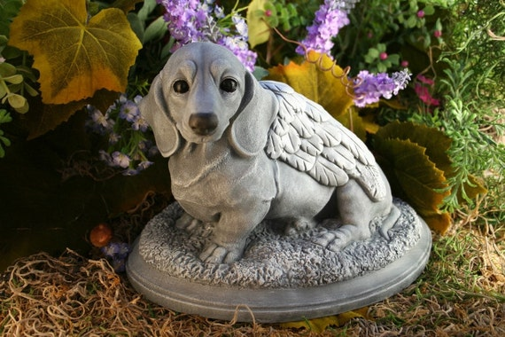 Dachshund Garden Decor