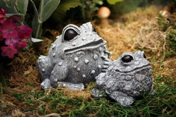 Frog Garden Decor House Ideas Idea
