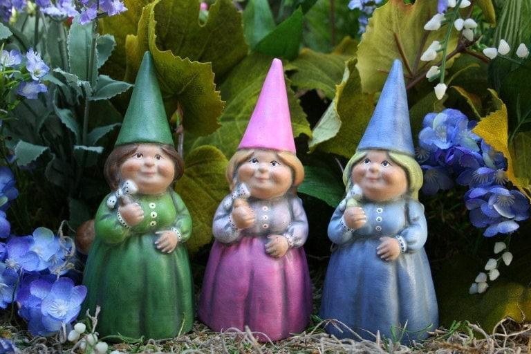 Female Gnome: Female Gnomes For Sale Custom Girl Yard Gnome By PhenomeGNOME