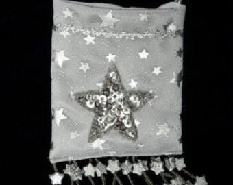 MiniPurse, Shining Silver Star
