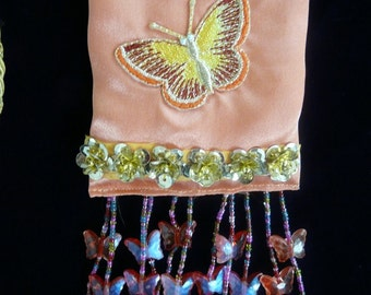MiniBag, Orange Butterfly