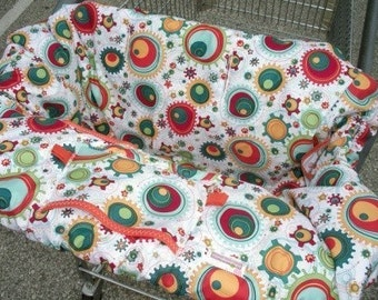 Boutique Shopping Cart Cover COGSMO COGS Shopping Cart Cover