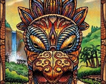 Phoenix Tiki