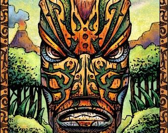 Thorn Tiki