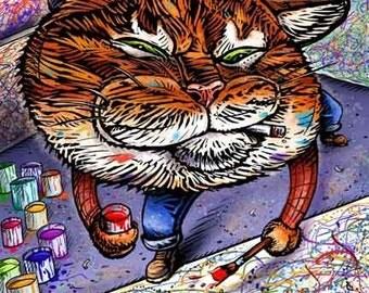 Cat-son Pollock
