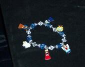 Nativity Charm Bracelet