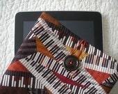 iPad Sleeve -- Piano