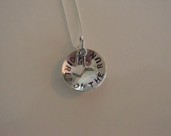 Girls on the Run necklace