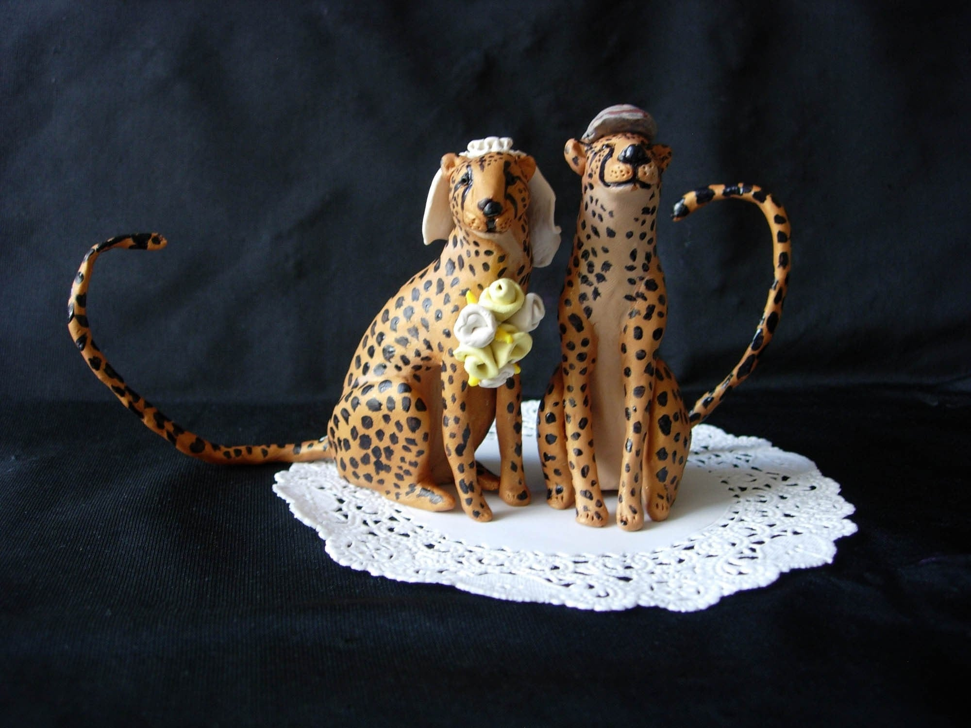 Animal Cake Topper Made to Order