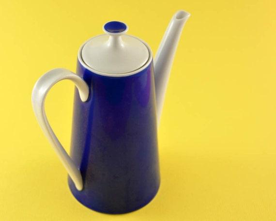 SALE - Vintage Schonwald Teapot, Fairwood Germany, 1957
