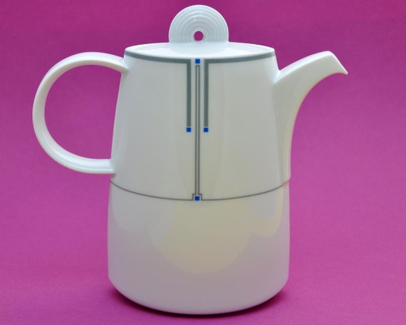 Sale - Vintage Teapot, Thomas Germany, Art Deo Style