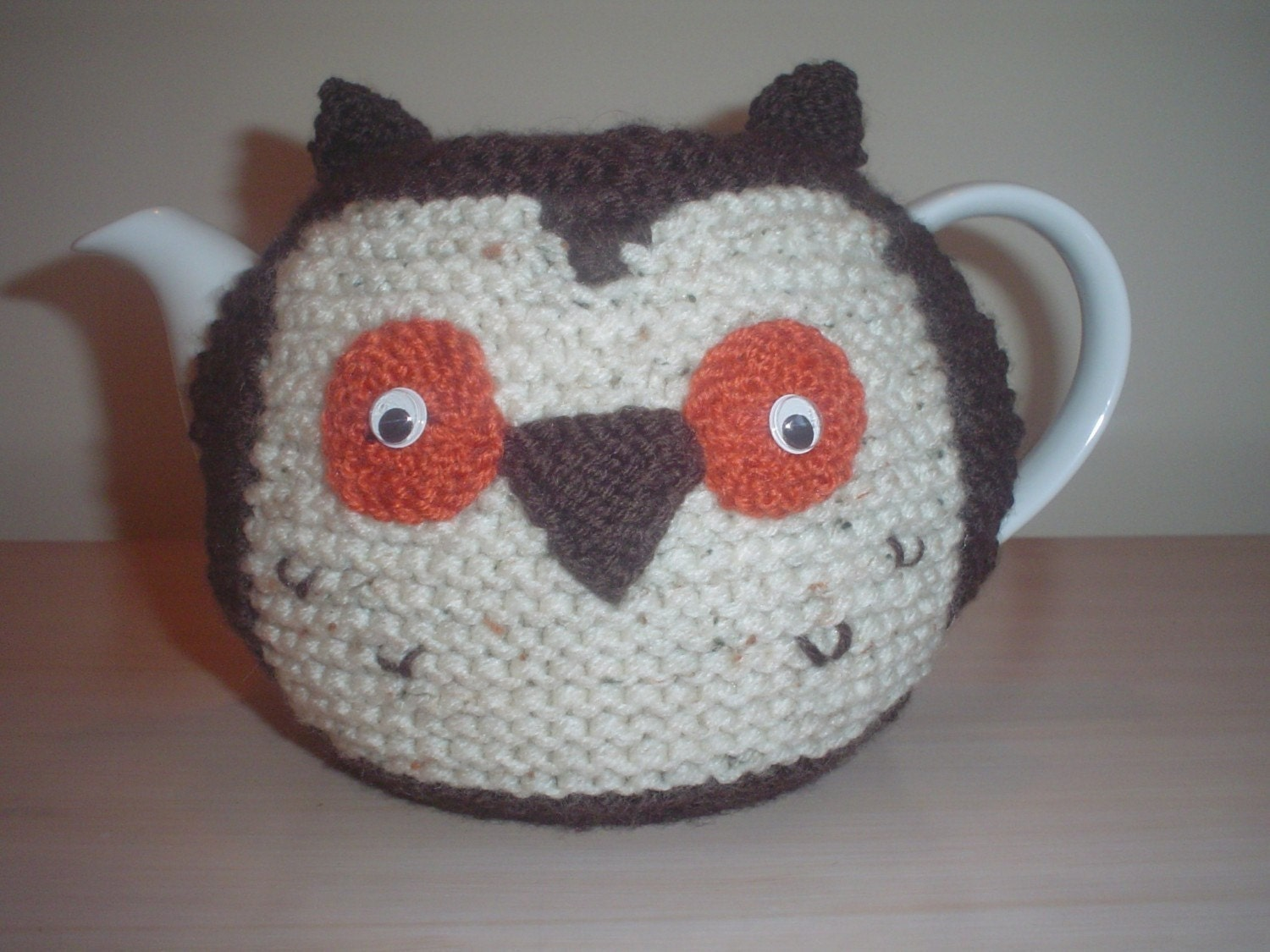 Knitting Pattern Owl Tea Cosy : Chandeliers & Pendant Lights