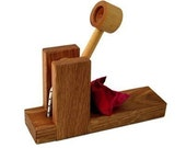 Wooden Catapult Toy - Kids Wood Toys - Natural Handmade Toys for Kids, Boys and Girls.