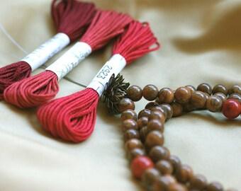 Custom Meditation Mala Restringing Mala Prayer Beads Repair