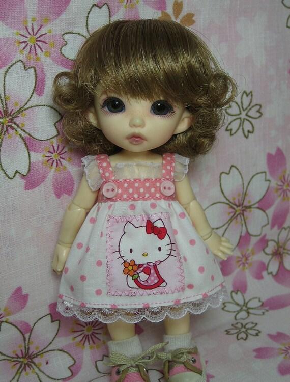 Kitty Dress for Lati Yellow, Pukifee