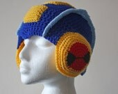 Made to Order - MegaMan.EXE Helmet - All Sizes