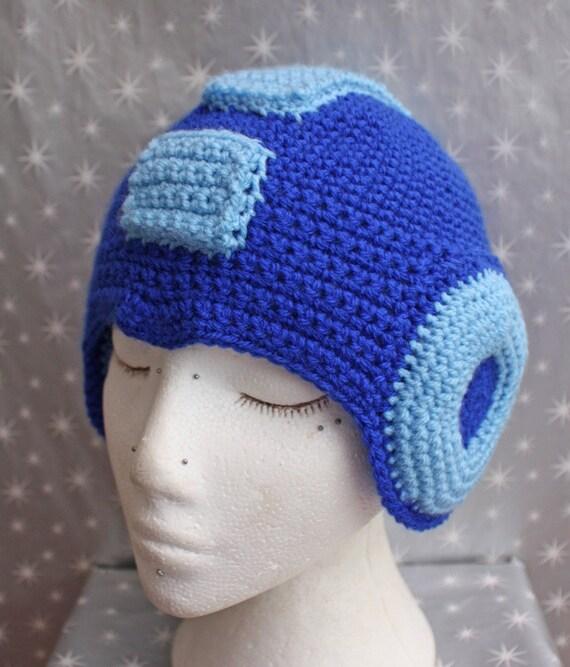 Mega Man Helmet - Free International Shipping