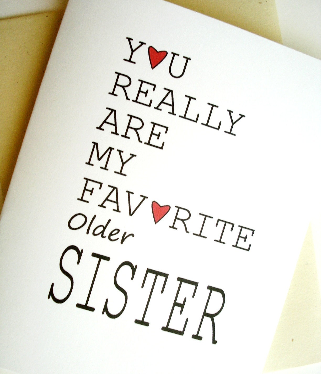 older sister birthday quotes - photo #12