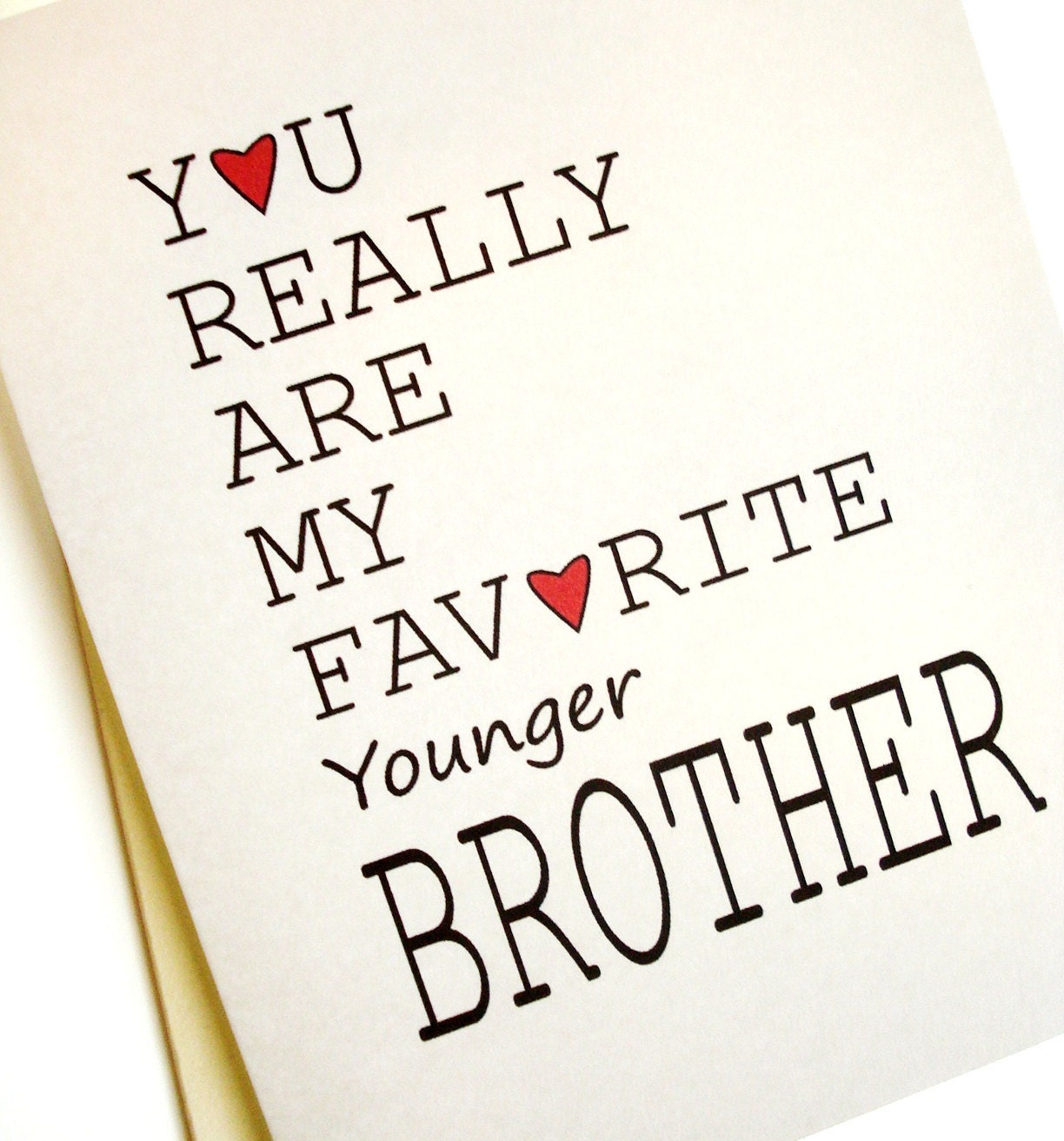 Happy Birthday Little Brother Cards Dear Brother Happy Birthday