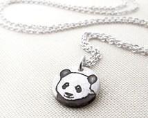 Asian panda coin ring
