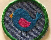 Little Bird Patch / Merit Badge