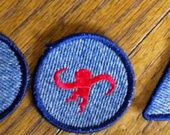Barrel of Monkeys Patch / Merit Badge