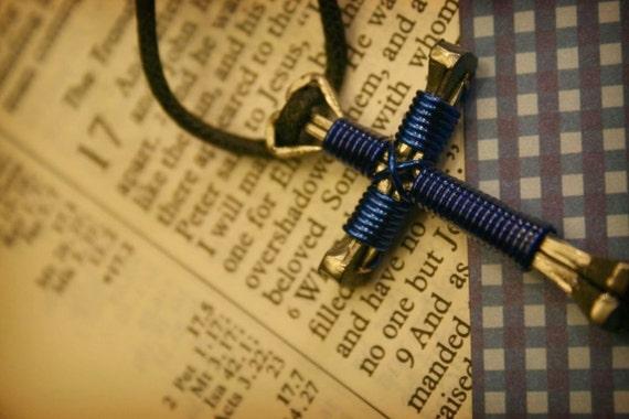 Royal Blue - DC Necklace