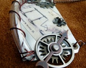 Steampunk Hydrogen Fig 17 Necklace