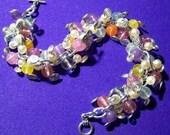 Potpourri Too  -  8 3\/4 inch toggle bracelet