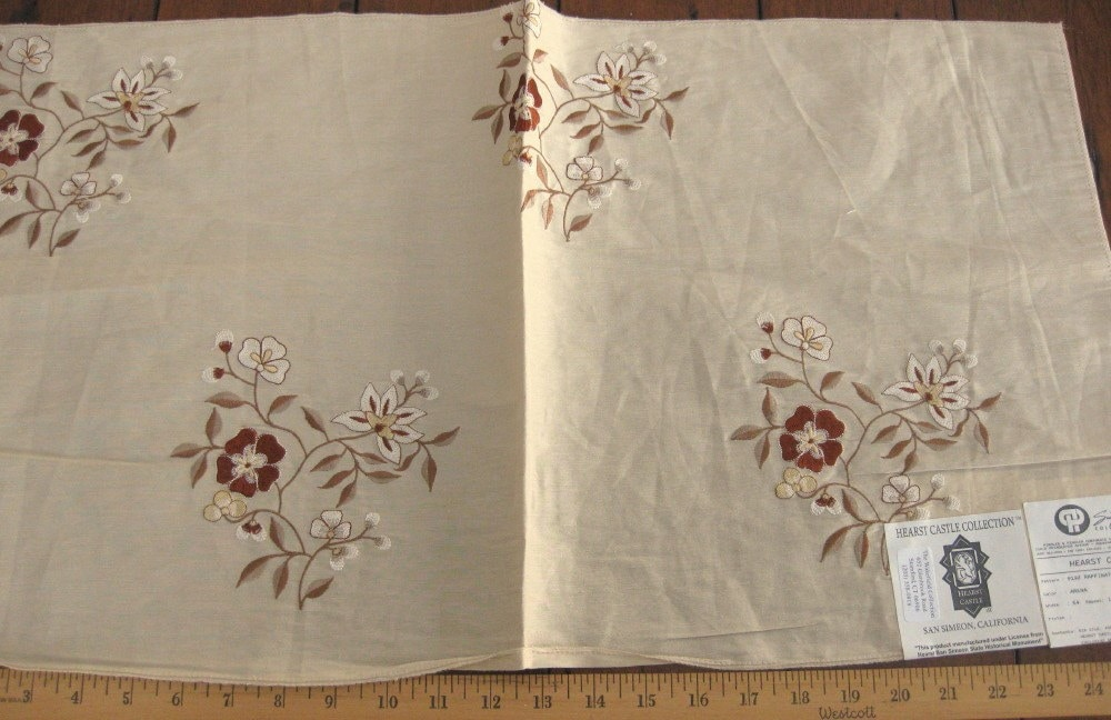 silk embroidered linen te9385 - photo #27