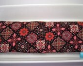 Flaxseed and Lavender Eye Pillow with Removable Cover