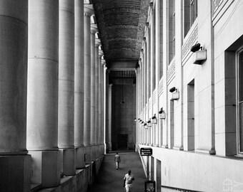 Union Station - 5x7 matted print