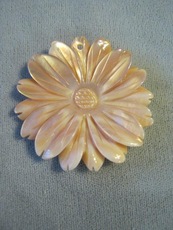 Pink Shell Flower
