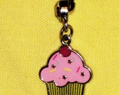 SALE Cupcake Belly Button Ring