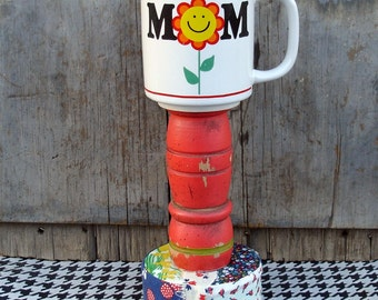 Kitschy Candlestick for Mom