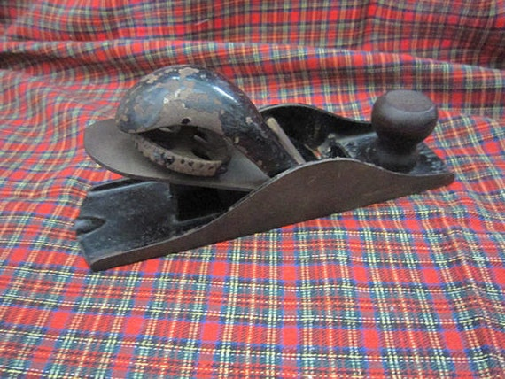 Stanley 110 Wood Plane - Vintage Tool for Woodworking