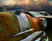 Pontiac Hood Ornament - Classic Car Photograph - Classic Car Art - Fine Art Photograph
