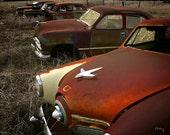 Classic Car  Art  - Studebaker in the Evening Light