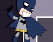 Batman Bat Print