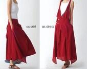 ORIGAMI CRANE - dress and skirt manys manys to wear (Q1202)