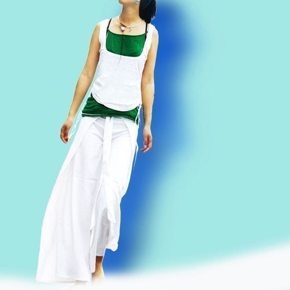 A perfect Indian skirt pants (K1001)