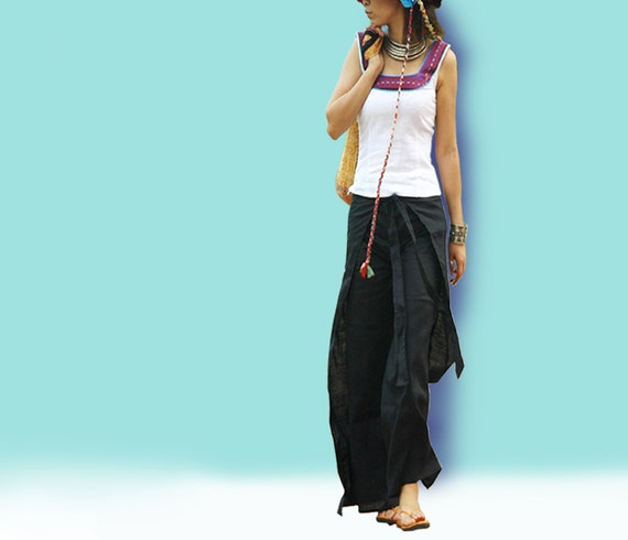 A perfect Indian - skirt pants (K1001)