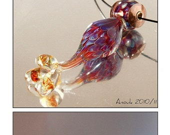 Tutorial The Secret of Angel Wings - with silver glass
