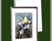 ONLY FLOWERS Blank Fine Art Note Card Assortment