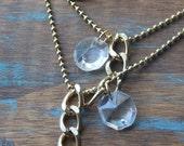 ON SALE Sandy's Favorite Vintage Necklaces Trio