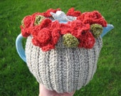 Posies Tea Cosy - Crochet Pattern