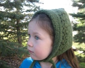 Woodland Hat - Crochet Pattern