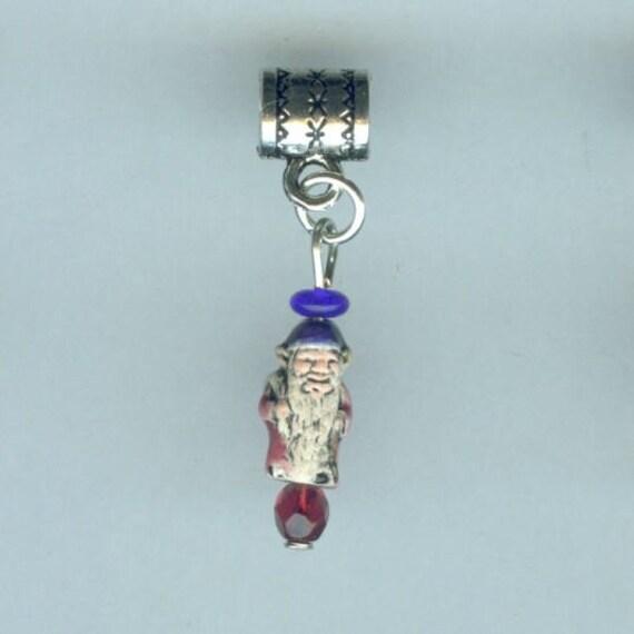 Name Brand Bracelets: GNOME Charm Bead For All Name Brand Add A Bead Charm